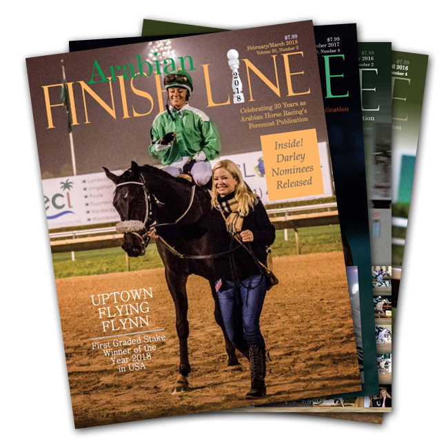 Arabian-Finish-Line-Covers